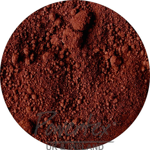 Dark brown Powercolour pigment powder