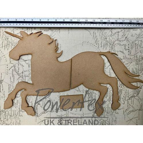 'Unicorn' MDF template