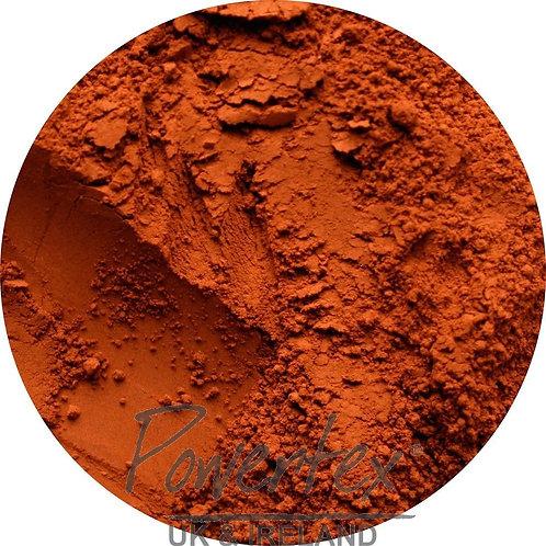 Burnt sienna Powercolour powder pigment