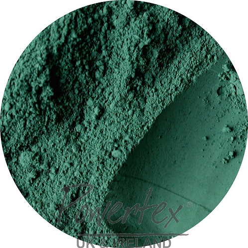 Green Powercolour pigment powder