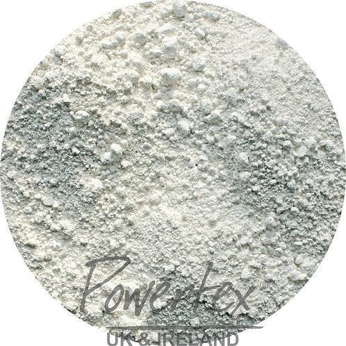 White Powercolour pigment powder