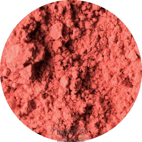 Coral pink Powercolour pigment powder