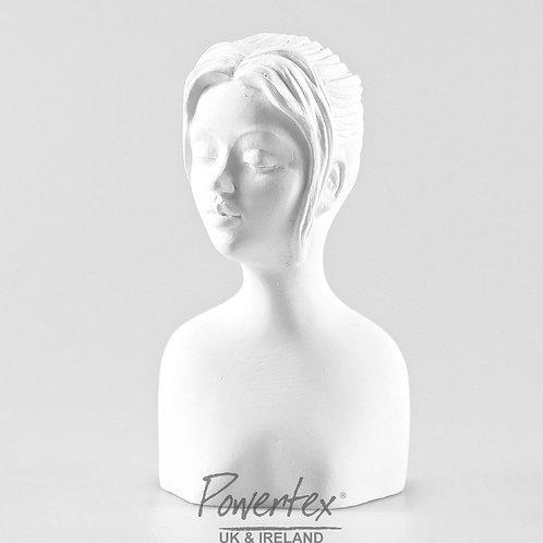 'Grace' Plaster bust, European collection