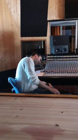 The making of  the Hollow Illusion 2  album !