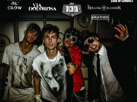 Hollow Illusion:  Live At Hope And Anchor , London, UK, Friday 19th of January.