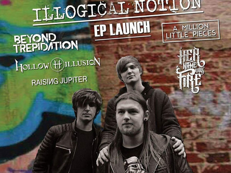 Hollow Illusion  plays 16th of February atThe Cavendish Arms, London, UK