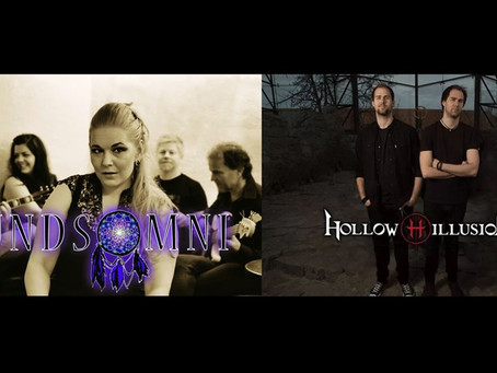 Sundsommi+ Hollow Illusion Live at Tribute!!
