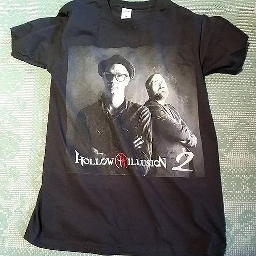 Hollow Illusion T-shirt unisex