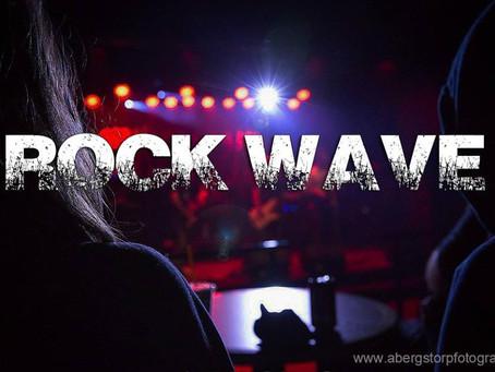 Rock Wave at Lillian Luleå Festival Sweden!