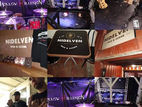 Thank You Nidelven Bar& Scene Trondheim,Norway!!