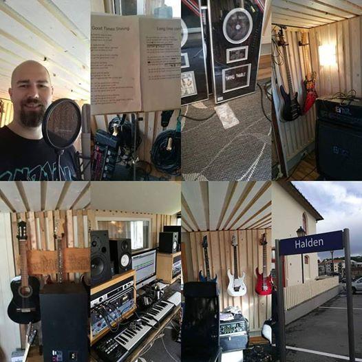Magnus is back in the studio