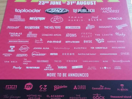 Hollow Illusion taking apart in the Loud in London Festival 2018!!
