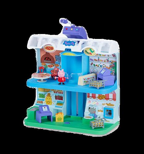 Peppa Pig - Peppa's Shopping Centre Playset