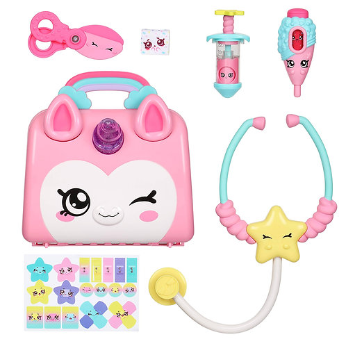 Kindi Kids Hospital Corner Kindi Fun Unicorn Doctor Bag