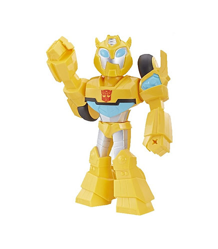 Transformers Playskool Heroes Rescue Bots Academy Mega Mighties Bumblebee