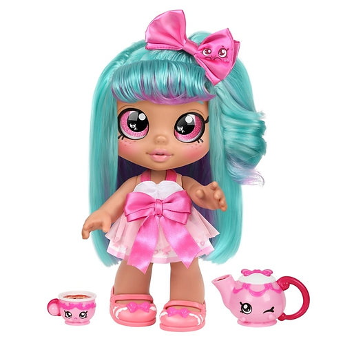 Kindi Kids Fun Time Friends Bella Bow Doll