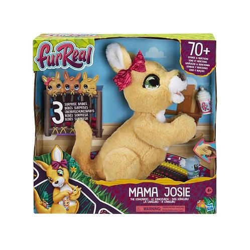 Furreal Mama Josie Kangaroo