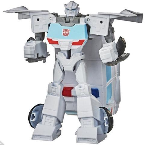 Transformers Bumblebee Cyberverse Adventures 1-Step Changer Mega Chop Ratchet
