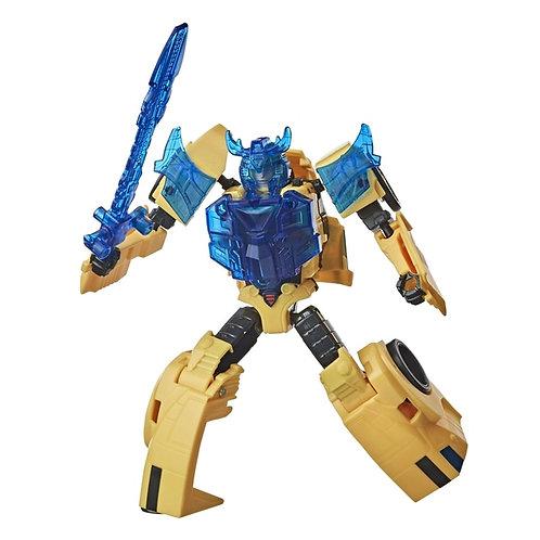 Transformers Bumblebee Cyberverse Trooper Class Bumblebee