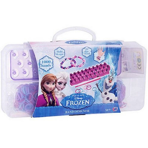 Frozen Loom Band Kit with Storage Case