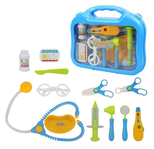 Doctors Set Medical Set Carry Case