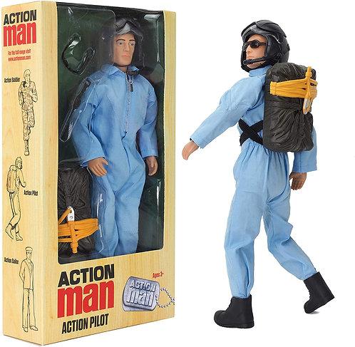Action man action pilot doll figure AM721