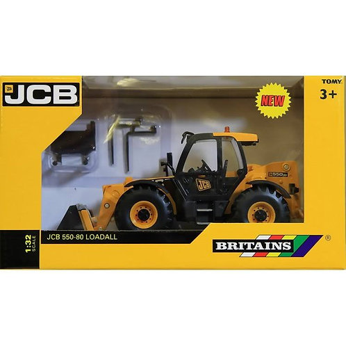 Britains 42872 - JCB 550-80 Loadall