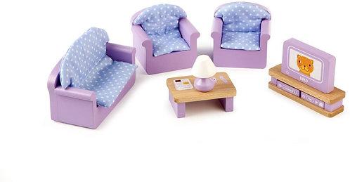 Dolls Living Room Set