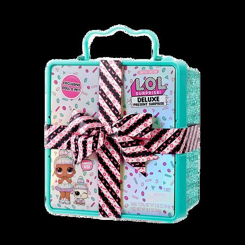 L.O.L. Surprise - Deluxe Present Surprise Limited Edition