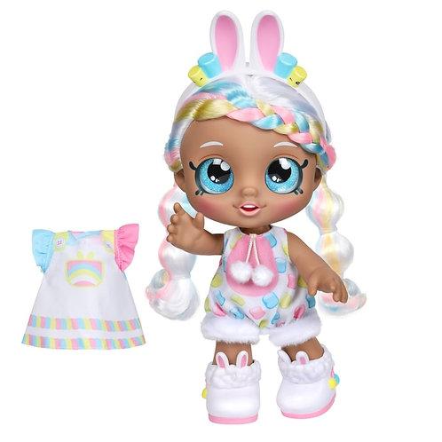 Kindi Kids Dress-Up Friends Marsha Mello Bunny Doll
