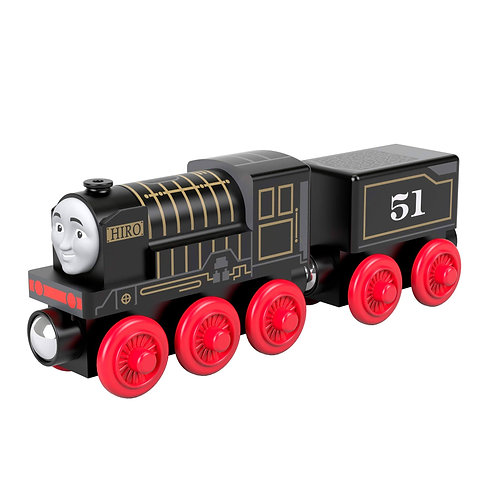 Thomas & Friends Wood Hiro Engine GGG67