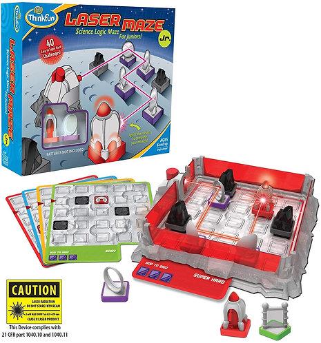 Thinkfun Laser Maze Jr Science Logic Juniors Game