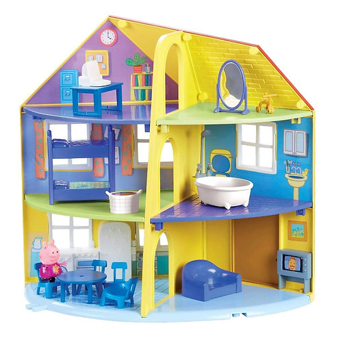 Peppa Pig - Peppa's Family Home