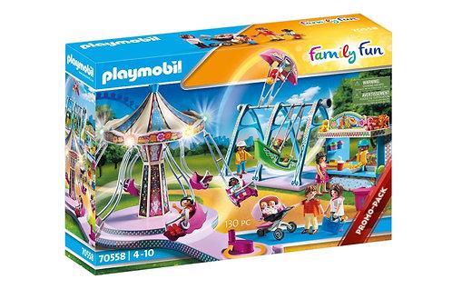 Playmobil 70558 Family Fun Large County Fair Playset