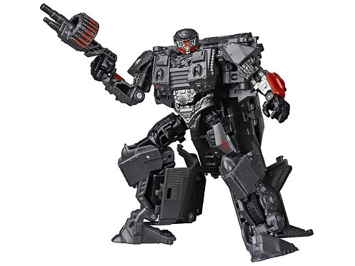 Transformers Toys Studio Series 50 Deluxe The Last Knight Movie WWII Autobot Hot Rod Action Figure