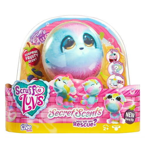 Scruff-a-luvs Secret Scent Surprise Plush