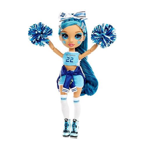 Rainbow High Cheer Dolls Blue Skylar Bradshaw
