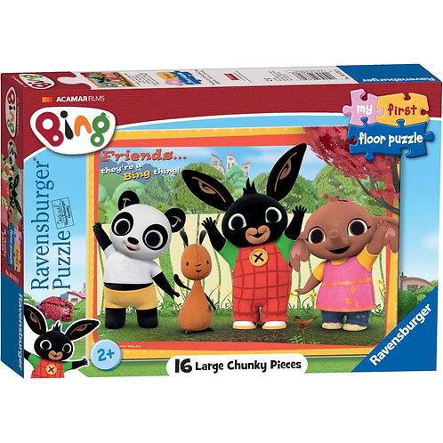 CBeebies Bing Bunny - My First Floor Puzzle