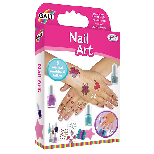 Galt Activity Kit Nail Art