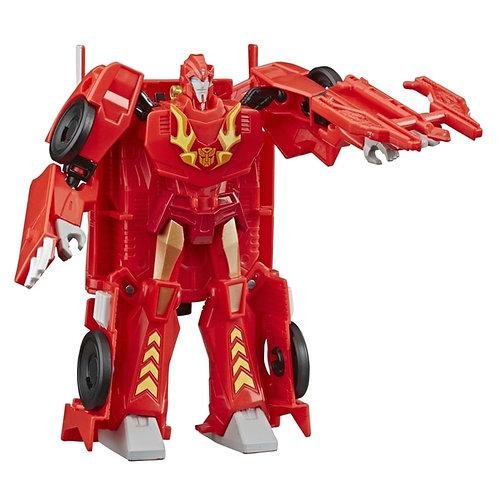 Transformers Cyberverse Ultra Class Energon Armor Hot Rod Figure