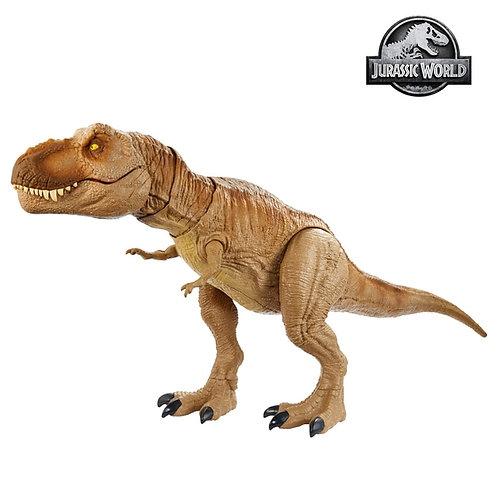 Jurassic World Epic Roarin' Tyrannosarus Rex Camp Cretaceous