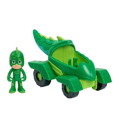 PJ Masks Gekko-Mobile Vehicle and Figure