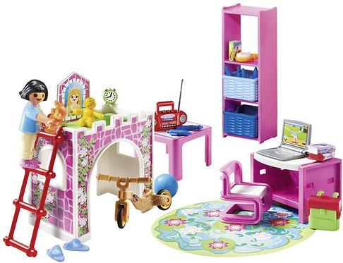 Playmobil 9270 City Life Children's Bedroom Set Furniture