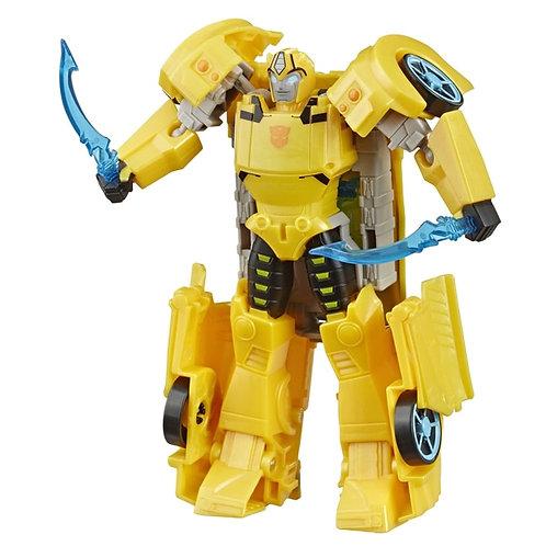 Transformers Cyberverse Adventures Ultra Class Bumblebee Figure
