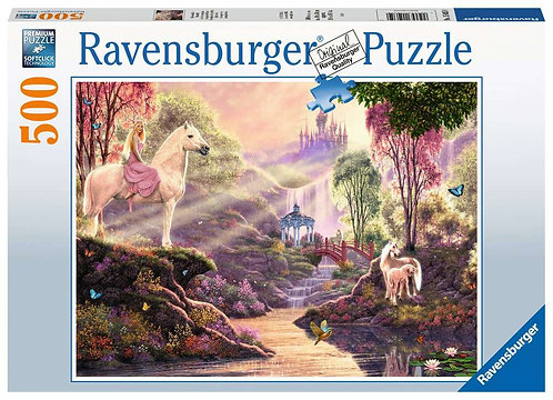 The Magic River Jigsaw Puzzle - 500 Piece