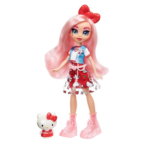 Hello Kitty and Friends -Éclair Doll & Hello Kitty Figure
