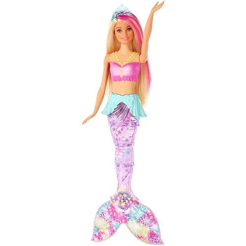 Barbie Dreamtopia Sparkle Lights Mermaid Doll Light Up