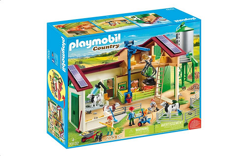 Playmobil 70132 Country Farm with Animals