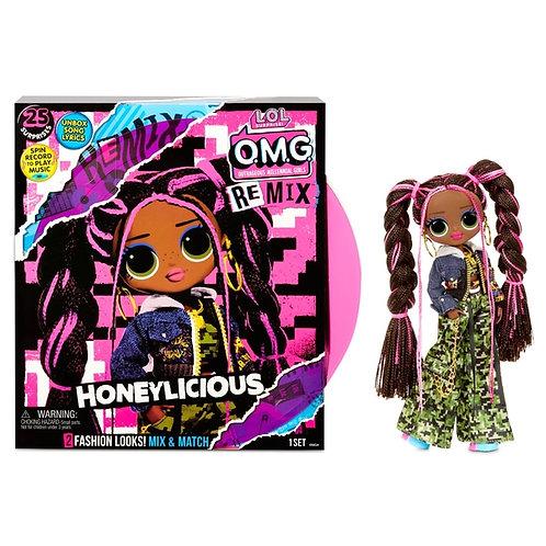LOL Surprise OMG Remix Honeylicious Doll