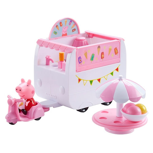 Peppa Pig Ice Cream Van Playset